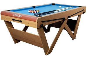 FSPW-6 Folding Pool Table