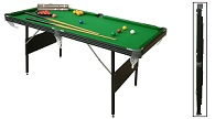 6ft Crucible Snooker/Pool Table - Click here for details