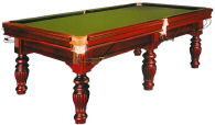 Rayleigh Slate Bed Snooker Table - Click here for details