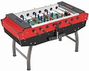 Striker Table Football Red
