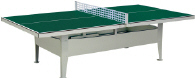 Institution Outdoor Table Tennis Table - Click here for details