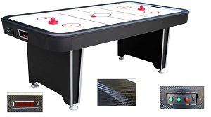 7ft Twister Air Hockey Table