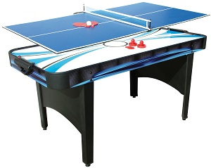 5ft Table Tennis 2in1 Table