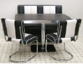 Click here to view all Retro Diner Booths